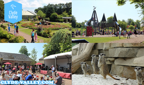 Beristirahatlah di Calderglen Zoo and Country Park