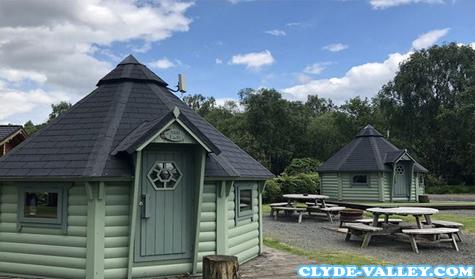 Desa Eden Leisure di Glasgow dan Lembah Clyde