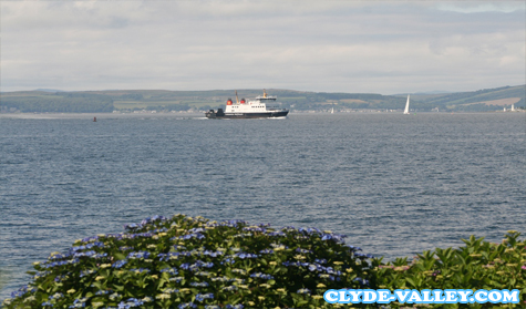 The Firth of Clyde Coastline, Taman Bermain West of Scotland