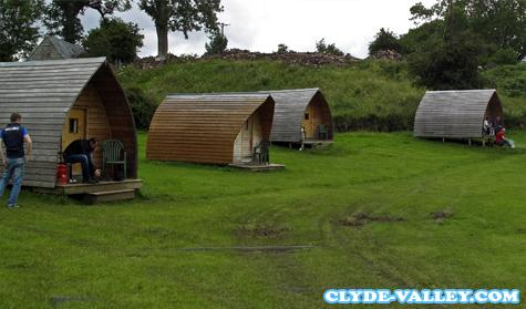 Tempat Liburan dan Camping Yang Keren Serta Unik Di Skotlandia