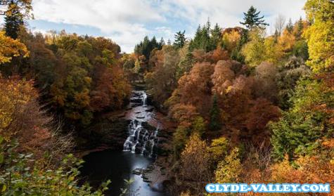 Temukan Perspektif Baru di Sungai Yang Terkenal Clyde Valley